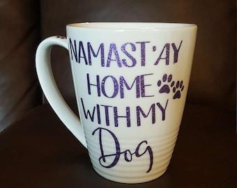Ceramic Dog Lovers Coffee Mug