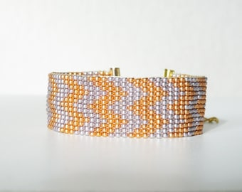 Elegant and CHIC hand woven BRACELET