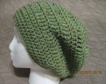 olive green slouchy