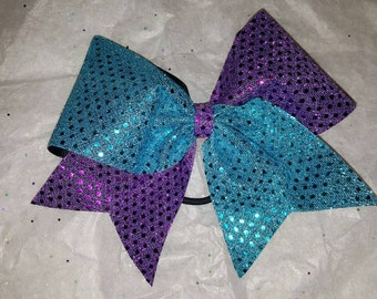 Purple and Teal sparkle