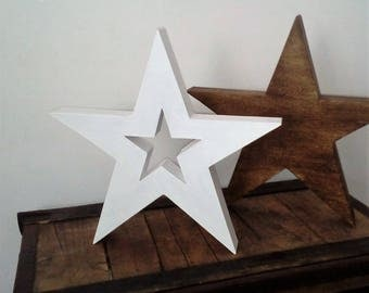 White Star decorative large format