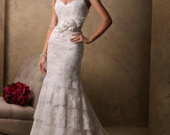 Order Custom Handmade Wedding Dress Designed Just For You!