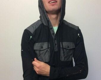 Chaotic hoodie
