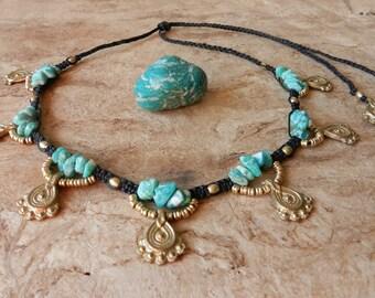Tribal Amazonian Necklace