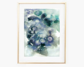 Abstract Watercolor Print,Instant Download Printable Art,Modern Abstract Art Print,Abstract Watercolor Print,Abstract Wall Art,Digital Print