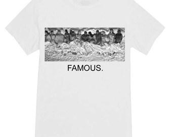 Kanye West Famous Shirt