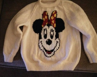 Minnie Mouse Jumper 26""