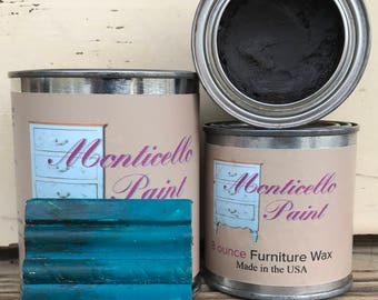 Monticello Paint - Brown Antiquing Wax