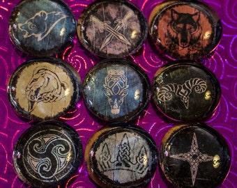 Skyrim Shield Magnets