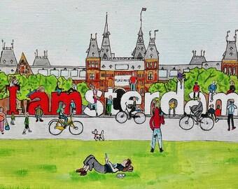 I Amsterdam, Rijksmuseum