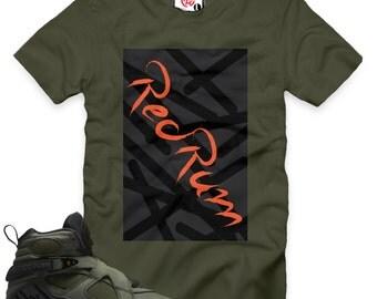 Take Flight 8 Redrum Pic T-Shirt