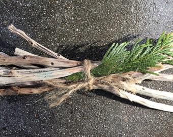 Oak branches twigs bundle | DIY crafts | Rustic Decor Weddings