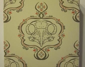 Boreal Skull