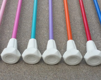 Professional Twirling/Marching Batons Hand Made in the USA.