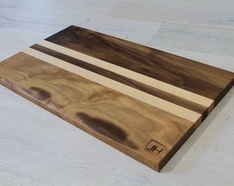 MONSTER Live Edge Cutting Board