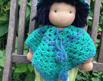 waldorf doll  clothing set