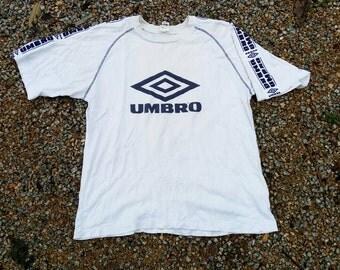 vintage UMBRO t-shirt Big Logo