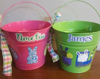 Personalized Buckets!