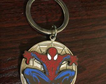 The Amazing Spider-Man Metal Keyring/Keychain