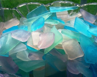 Wedding Favors Beach Glass Soaps