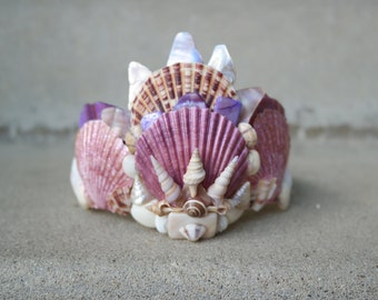 Shell Crowns, Mermaid Crowns