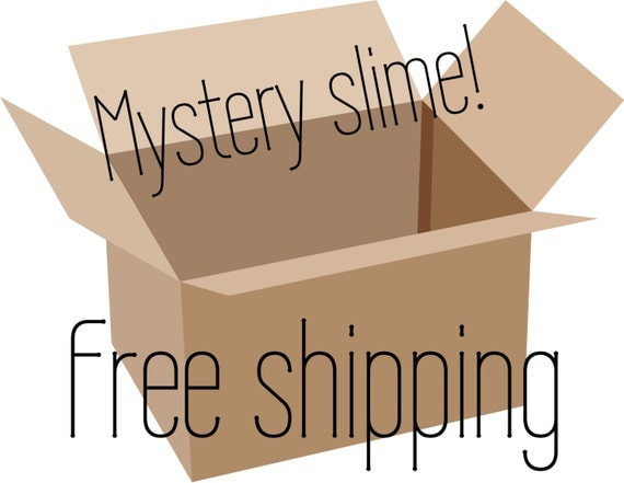 slime package free shipping