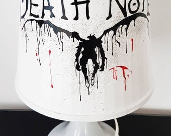 "Floor Lamp ""Death Note"""
