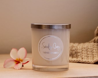 Large Soy Wax Candle | Double Wick | Handmade To Order