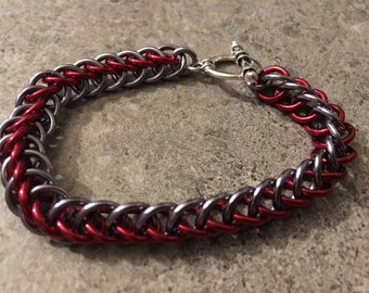 Half Persian bracelet - custom color