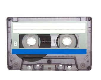 Cassette Tape transfer to CD service