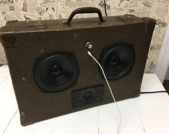 Briefcase - 100w Speaker System (ready for immediate shipping)