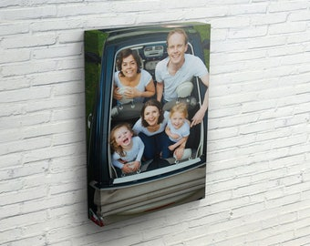 Custom Photo To Canvas - Turn Your Photo Into Canvas, Photo Canvas Gallery Wrap