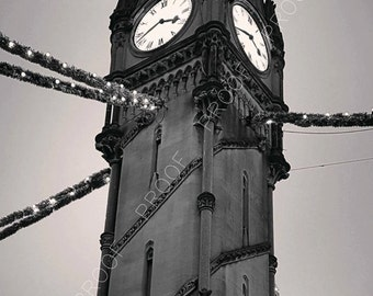 Leicester Clock Tower PRINT Unframed