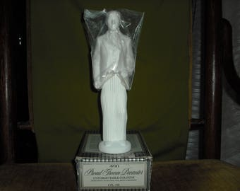 The Proud Groom by AVON is an all white gentleman ready for the altar