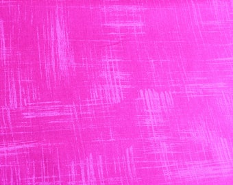 Painters Canvas Pink By Michael Miller