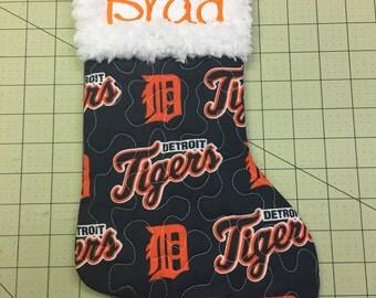 Customized, personalized, Christmas stockings