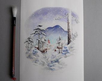 Jukyo - Fine Art Print