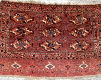Antique Yomut turkmen chuval