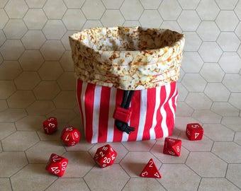 Popcorn - Large Dice Bag
