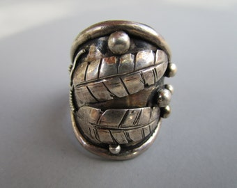 Vintage Navajo Ring-Size 12 1/2