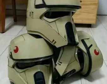 Shoretrooper helmet EVA Mask for Cosplay Star Wars Rogue one