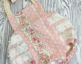 Baby Romper/baby sunsuit/toddler romper/toddler sunsuit