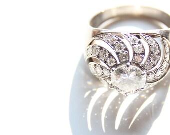 Diamond Turban ring