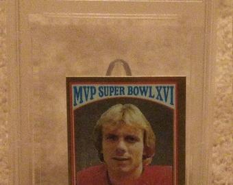 GMA 8.5 Topps 1982 Joe Montana #5 MVP. 25% Off