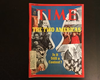 Time Magazine October 2 1972