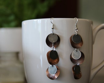Circle Dangle & Drop Earrings