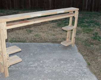 Rustic Couch Table