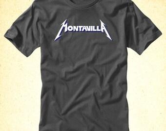 Montallica Montavilla PDX Tee
