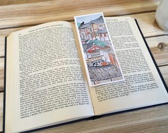 "Bookmark ""Rooftop Cats"""