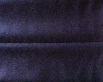 Navy Blue Pure Wool Fabric 11 meters